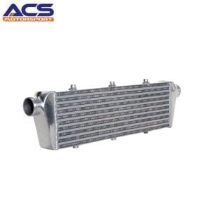 Air to air intercooler core size 550*180*65mm 2.25″ Inlet & Outlet