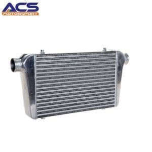 Air to air intercooler core size 450*300*76mm 2.5″ Inlet & Outlet