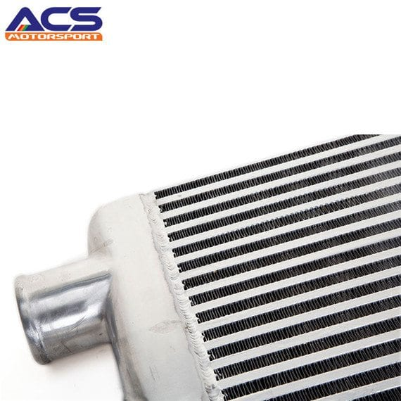 Air to air intercooler core size 600*300*76mm 3″ Inlet & Outlet With One Side