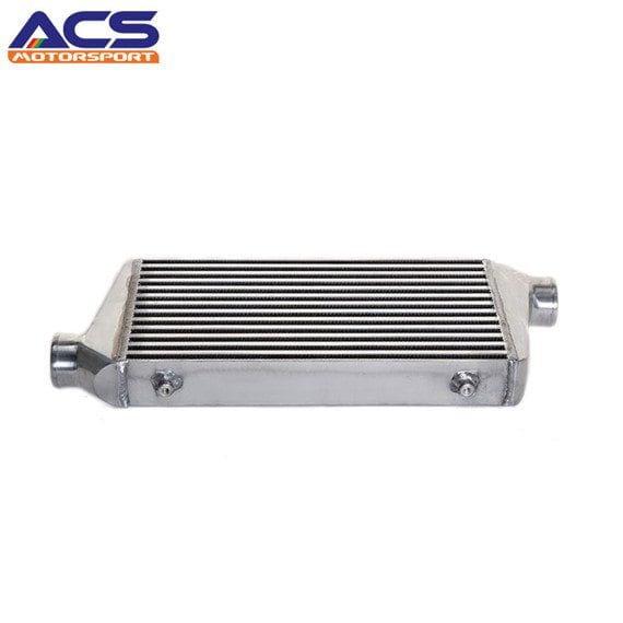 Bar and plate air to air intercooler core size 450*230*65mm 2.5″ Inlet & Outlet