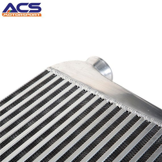 Universal Bar & Plate FMIC Turbo Intercooler 31″x12″x3″ 3″ Thick Core, 3″ Inlet & Outlet