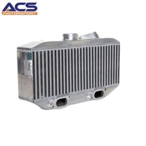 Air to air intercooler core size 510*195*100mm 2.75″ Inlet & Outlet