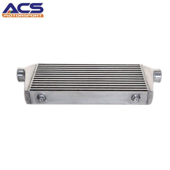 Air to air intercooler core size 480x230x65mm 2.5″ Inlet & Outlet