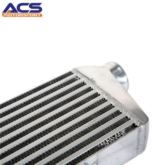 Air to air intercooler core size 550*180*65mm 2.5″ Inlet & Outlet