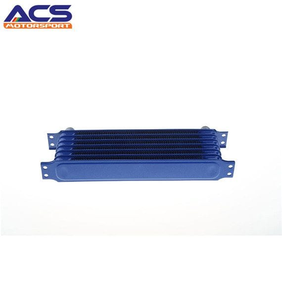 Universal 7 Row AN10 Engine Transmission Trust Oil Cooler