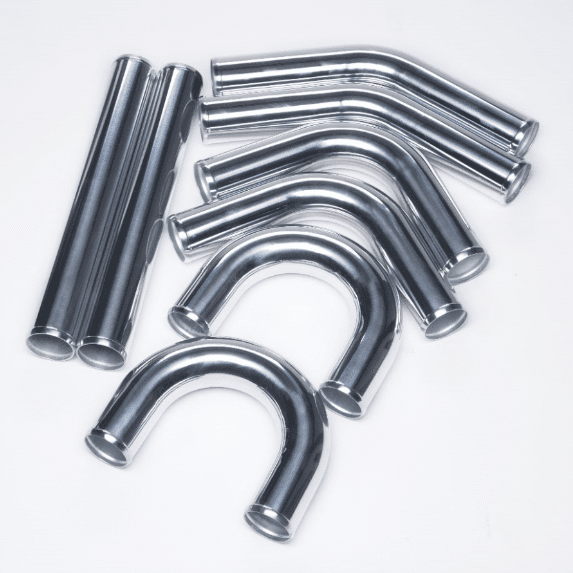 Length 450mm aluminum intercooler piping kit