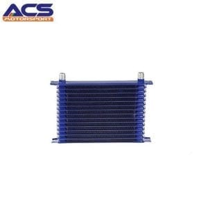 Universal 15 Row AN10 Engine Transmission Trust Oil Cooler