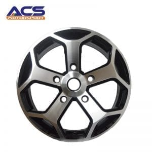Alloy Wheel Mak Ford 18×8, 5×160 Black Mirror Face