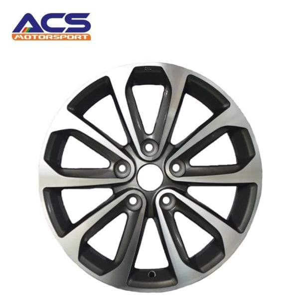 16″ alloy wheel rims for Nissan Qashqai/T70