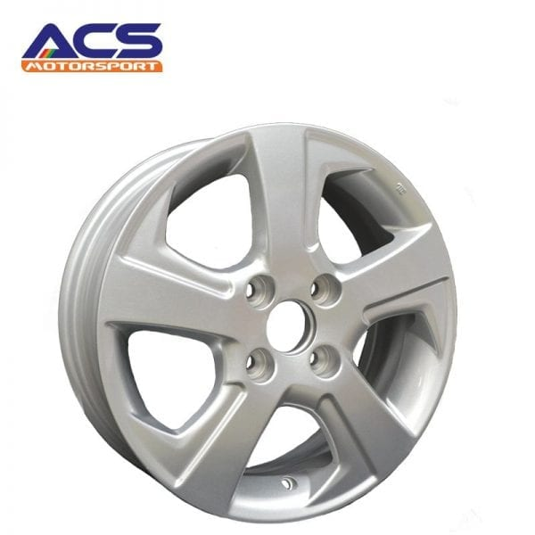 Size 14×6 inches alloy wheels for Nissan Kai Chen R30