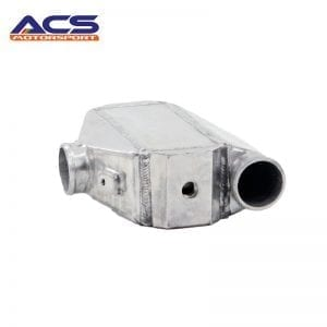 "Water To Air intercooler -Coer Size  9""x3.75""x3.5"""