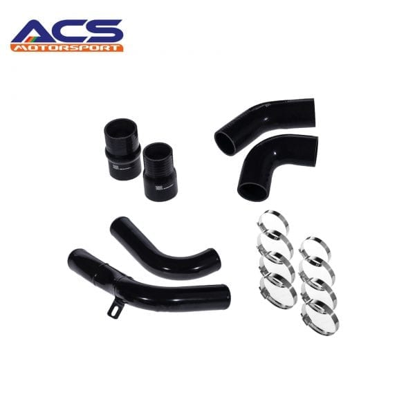 Black Intercooler Kit For ASTRA VXR Z20LEH 2.0T