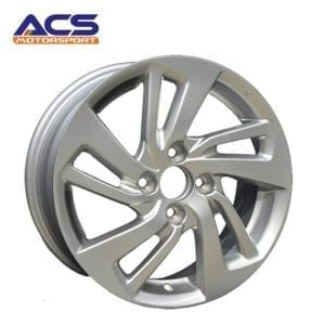 Size 15X6 inches alloy wheels for 2014 Honda Fit