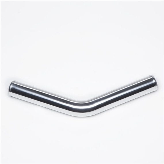 45 Degree Elbow Aluminum Turbo Intercooler Pipe Tube Length 600mm OD:63.5/2.5″