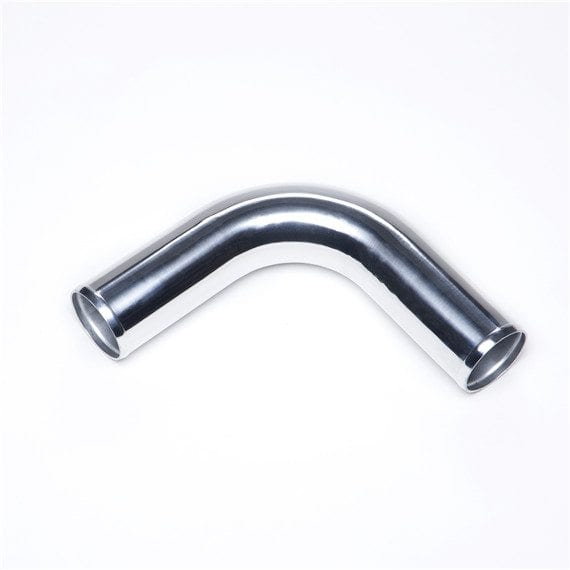 90 Degree Elbow Aluminum Turbo Intercooler Pipe Tube Length 450mm OD:76mm/3″