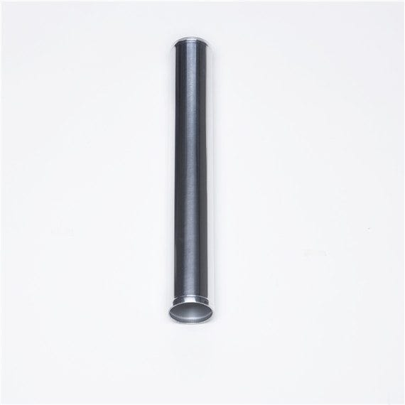 Straight Aluminum Turbo Intercooler Pipe Tube Length 450mm OD:63.5mm/2.5″