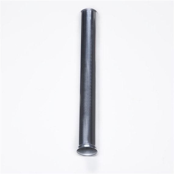 Straight Aluminum Turbo Intercooler Pipe Tube Length 600mm OD:76mm/3″