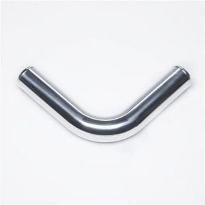 90 Degree Elbow Aluminum Turbo Intercooler Pipe Tube Length 600mm OD:76mm/3″