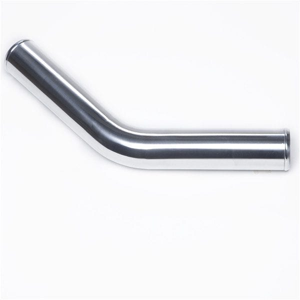 45 Degree Elbow Aluminum Turbo Intercooler Pipe Tube Length 450mm OD:63.5mm/2.5″
