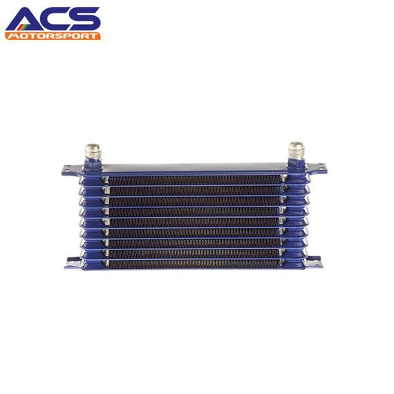 Universal 10 Row AN10 Engine Transmission Trust Oil Cooler