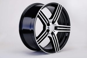 Alloy Wheels & Tyres