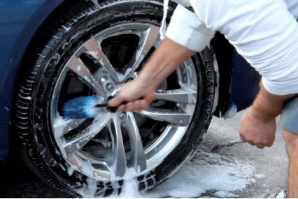 Can You Use an Oven Cleaner on Alloy Wheels?